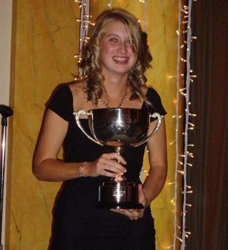 Rudding Park Lady Golfer of the Year (2008)
