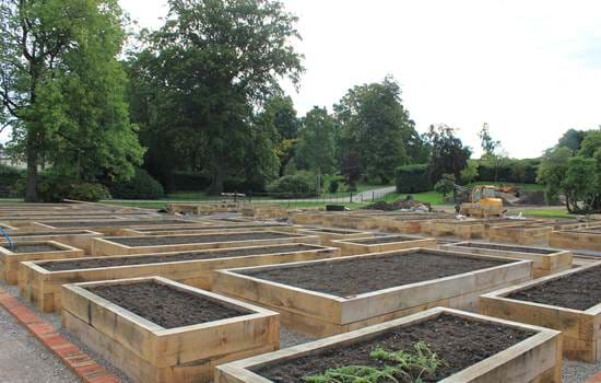 Rudding Park Kitchen Garden