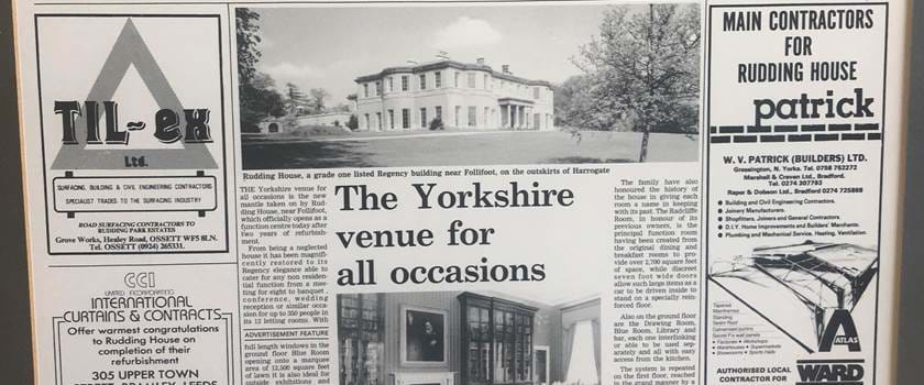 Yorkshire Post - The Yorkshire Venue for All Occasions