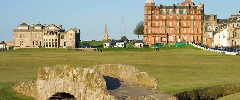 St Andrews, Old Course, 18th Hole